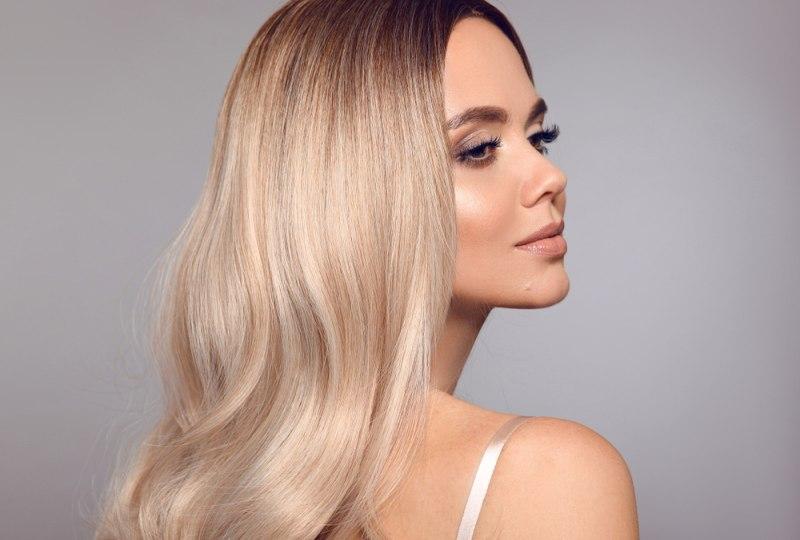 Окрашивание волос Air touch-1
