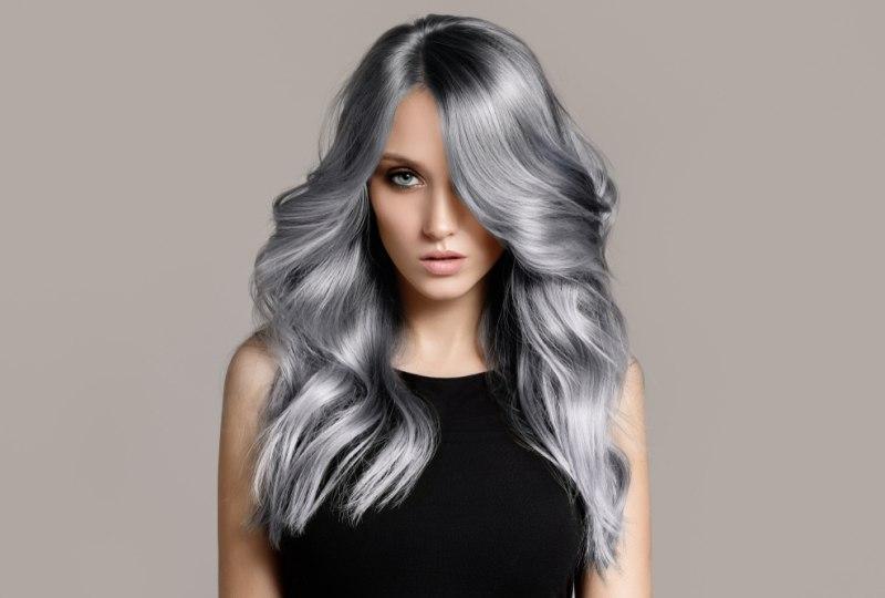 Тонирование волос в один тон-1