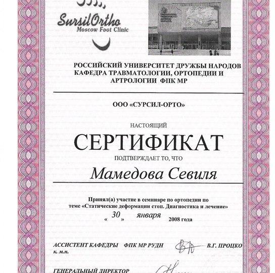 Мастер ногтевого сервиса Мамедова Севиля-8