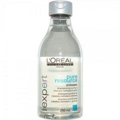 L'Oreal Professionnel Pure Resource - Шампунь для жирной кожи головы, 250 мл