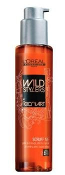 L`oreal Tecni Art Wild Stylers Желе для создания эффекта взъерошенных волос 150 мл.