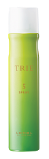 Спрей-воск легкой фиксации TRIE Spray 5