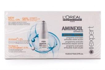 L'Oreal Professionnel Density Advanced - Ампулы против выпадения волос, Aminexil