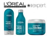 Уход за ослабленными, ломкими и поврежденными волосами от L'oreal Professionnel Serie Expert Pro-Keratin Refill