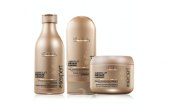 Для сильно поврежденных волос Serie Expert Absolut Lipidium