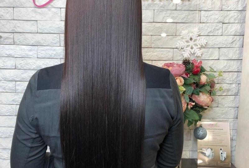 Кератиновые уходы GREYMY. Выпрямление волос-2