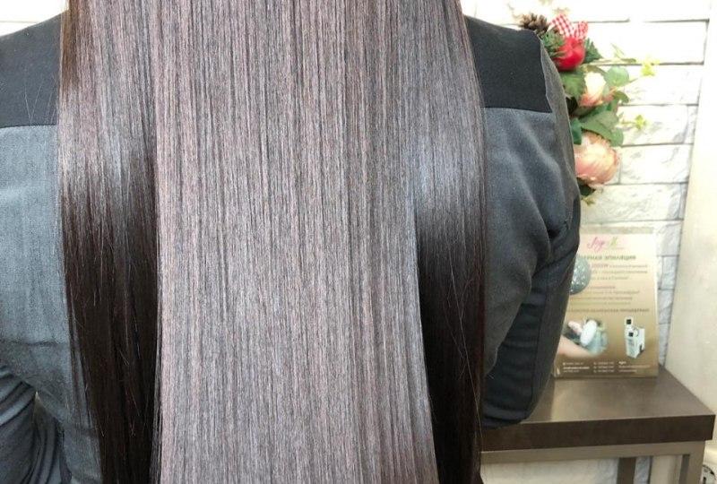 Кератиновые уходы GREYMY. Выпрямление волос-3