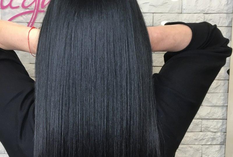 Кератиновые уходы GREYMY для волос-4