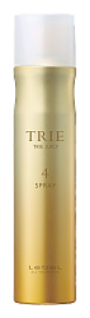 Спрей-блеск средней фиксации TRIE Juicy Spray 4