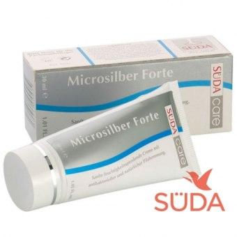Крем с микрочастицами серебра Форте